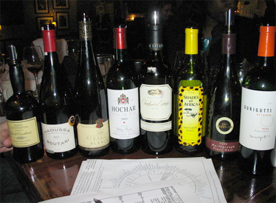 Monthly Wine Meetups