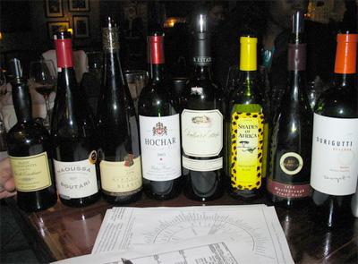 Monthly Wine Meetups