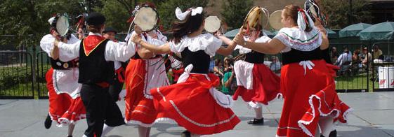 Annual Festa Italiana