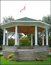 Perth Bandstand Stewart Park