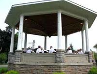 Bandstand Perth Ontario