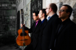 Denis Chang Gypsy Jazz Quartet