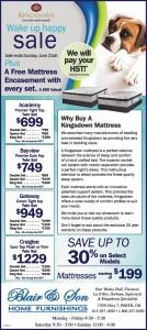 Kingdown Matresses on Sale-page-001