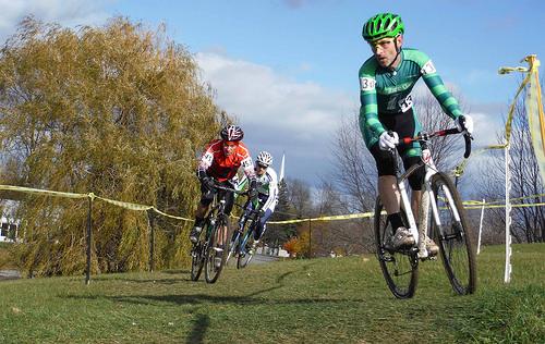 CYCLOCROSS RACE at Conlon Farm