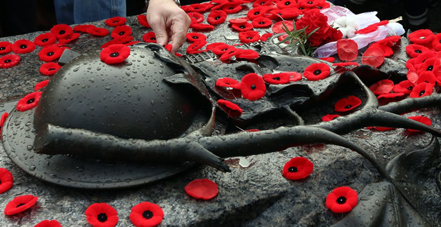 PERTH LEGION hosts the annual REMEMBRANCE DAY MARCH
