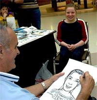 John Cullen Caricatures