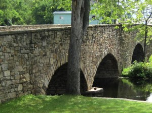 The Lyndhurst Bridge