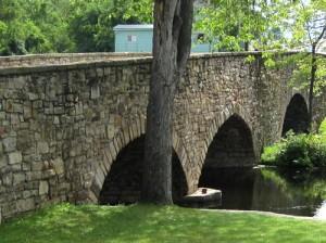 The Lyndhurst Bridge
