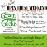 Christmas Open House This Weekend!