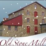 Old Stone Mill Delta Celebrating the Season