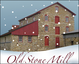 Old Stone Mill Delta Ontario