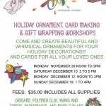 Artemisia Events for December