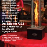 Sale Heating Products – The Tempest Torch
