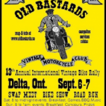 Old Bastards Vintage Bike Rally