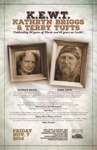KEWT Terry Tuft & Kathryn Briggs