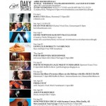 APRIL EVENTS @ The Cove