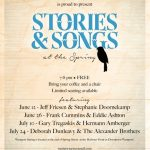 Stories and Songs | Westport Arts Council