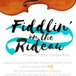 Fiddlin'on the Rideau