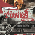 WINGS'n TUNES  with Shawn McCullough