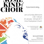 Some kind of Choir – February Session