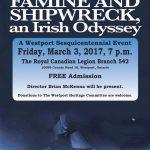 Famine and Shipwreck