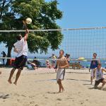 Wesport Lions Club Beach Volley Tournament
