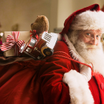 Santa Claus Parade in Westport