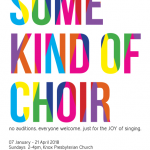 Some Kind of Choir 2018  in Westport