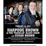 Blues on the Rideau with HARPDOG BROWN & THE TRAVELIN' BLUES SHOW w. SUGAR BROWN