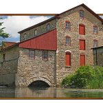 Delta Old Stone Mill – milling Demonstration