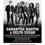Blues on the Rideau : Samantha Martin & Delta Sugar