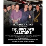 "The Cove Inn presents ""The Hogtown Allstars"""