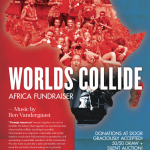 Worlds Collide Africa with Music by Ben Vandergaast at the Cove Inn!