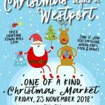 Christmas begins in Westport