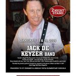 Blues on the Rideau: JACK DE KEYZER BAND