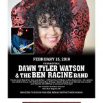 Blues on the Rideau : Dawn Tyler Watson & the Ben Racine Band