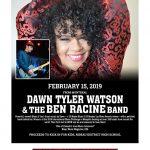 Blues on the Rideau : Dawn Tyler Watson & the Ben Racine Band