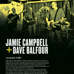 Dave Balfour & Jamie Campbell at the Cove Inn!