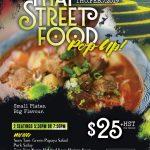 THAI STREET FOOD POP-UP!