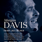 Morgan Davis at the Cove Inn