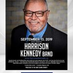 Blues on the Rideau with HARRISON KENNEDY & BAND