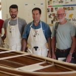 Canoe Building Classes with Ted Moores