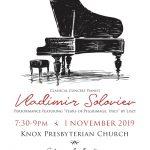 Classic Pianist : Vladimir Soloviev