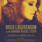 Brea Lawrenson & Shawn McCullough at the Cove!