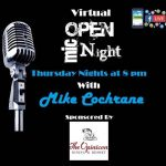 Mike Cochrane's Virtual Open Mic Night