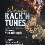 Wednesdays Rack'N Tunes with Shawn McCullough