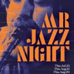 Spencer Evans « Mr Jazz.Night »