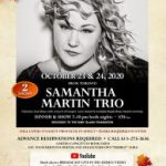 Blues on the Rideau – Samantha Martin Trio