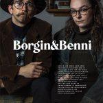 Borgin & Benni Live at The Cove