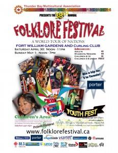Folklore Festival Thunder Bay